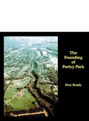 Cover of: The Founding of Poricy Park