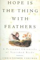 Cover of: Hope Is the Thing with Feathers