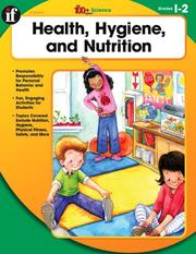 Cover of: Health, Hygiene, and Nutrition, Grades 1-2 (100+)