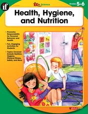 Cover of: Health, Hygiene, and Nutrition, Grades 5-6 (100+)