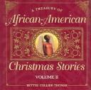 Cover of: Treasury Of African-American Christmas Stories