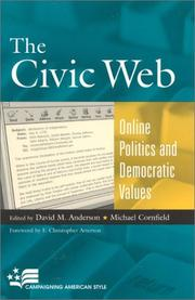 Cover of: The Civic Web