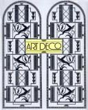 Cover of: Art deco | Victor Arwas