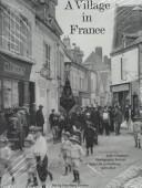 Cover of: Village in France
