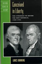 Cover of: Conceived in liberty