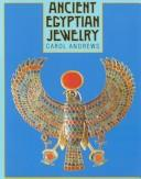 Cover of: Ancient Egyptian jewelry