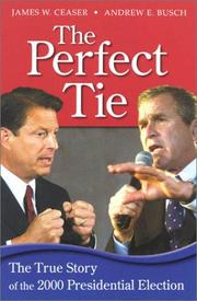 Cover of: The Perfect Tie