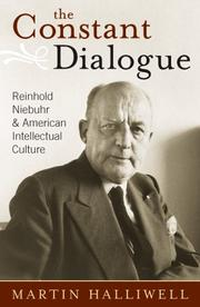 Cover of: The Constant Dialogue