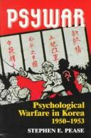 Cover of: Psywar | Stephen E. Pease