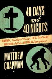 Cover of: 40 Days and 40 Nights | Matthew Chapman