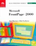 Cover of: Microsoft FrontPage 2000, illustrated introductory