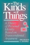 Cover of: kinds of things | Frederick C. Doepke