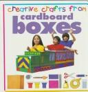 Cover of: Cardboard boxes