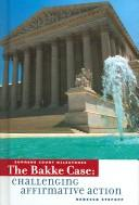 Cover of: The Bakke Case