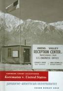 Cover of: Korematsu V. United States | Susan Dudley Gold