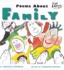 Cover of: Poems About Family by America's Children (Kids Express)