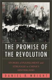 Cover of: The Promise of the Revolution
