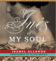 Cover of: Ines of My Soul CD: A Novel