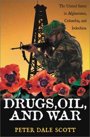 Cover of: Drugs, Oil, and War | Peter Dale Scott