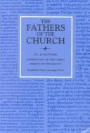 Cover of: Fathers of the Church : St. Augustine  | Augustine of Hippo