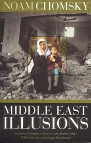 Cover of: Middle East Illusions: Including Peace in the Middle East?  Reflections on Justice and Nationhood