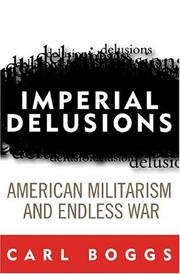 Cover of: Imperial delusions