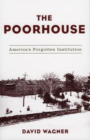 Cover of: The Poorhouse