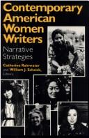 Cover of: Contemporary American Women Writers | Catherine Rainwater