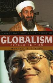 Globalism by Manfred B. Steger
