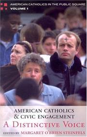 Cover of: American Catholics and Civic Engagement