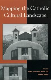 Cover of: Mapping the Catholic Cultural Landscape