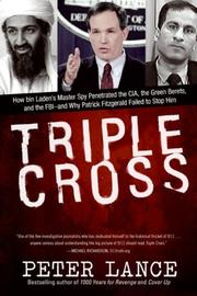 Cover of: Triple Cross | Peter Lance