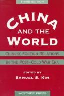 Cover of: China and the world |