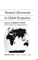 Cover of: The challenge of local feminisms | edited by Amrita Basu, with the assistance of C. Elizabeth McGrory.