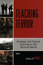 Cover of: Teaching Terror