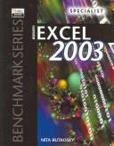 Cover of: Microsoft Excel 2003