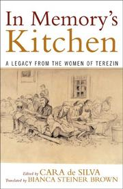 Cover of: In Memory's Kitchen