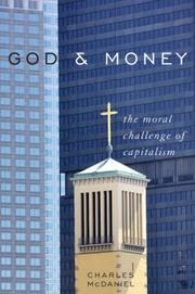 Cover of: God & Money | Charles A. McDaniel