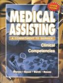 Cover of: Medical Assisting: A Commitment to Service  | Margaret Townsend Warren