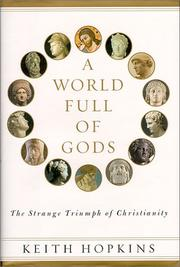 A world full of gods by Keith Hopkins