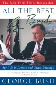 Cover of: All the Best, George Bush