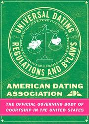 Cover of: Universal Dating Regulations and Bylaws