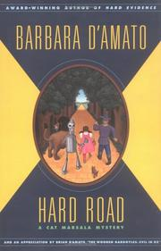 Cover of: Hard Road: A Cat Marsala Mystery