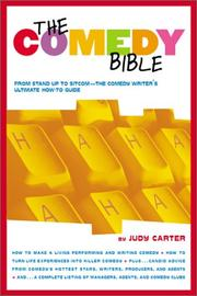 Cover of: The Comedy Bible