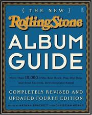 Cover of: The New Rolling Stone Album Guide | Nathan Brackett, Christian Hoard