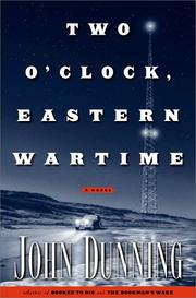 Cover of: Two o'clock, eastern wartime