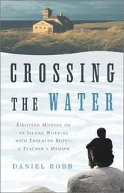 Cover of: Crossing the Water