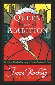 Cover of: Queen of ambition