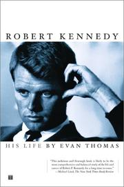 Cover of: Robert Kennedy