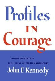 Cover of: Profiles in Courage (slipcased edition)